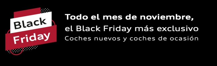 Black Friday Volkswagen Audi Sevilla